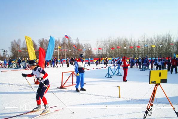 Лыжная база Динамо