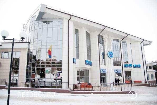 Лыжная база Академии Биатлона город Красноярск